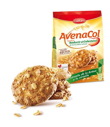 Avenacol Galletas Con Avenacol